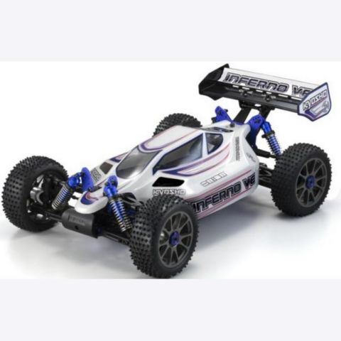 KYOSHO 1/8 INFERNO VE BRUSHLESS 4WD