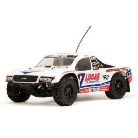 ASSOCIATED SC10 RTR LUCAS OIL RACE TRUCK